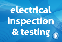 electrical inspection kent
