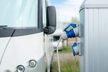 Caravan Park Electrical Inspection
